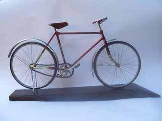 Масштабная модель велосипеда Харьков, завод ХВЗ