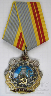 Орден Трудовая слава 2 ст. № 5045