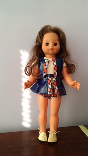 Кукла (34см) 1969 г