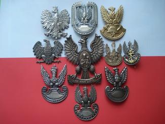 Колекція польських орликів