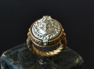 Античный перстень. Копия.
