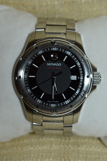 Часы movado series 800 swiss made 200 метров