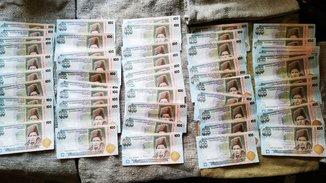 100 гривен 2-го поколения (5000 грн). 1/2 банковского корешка (50 шт). НБУ. Часть 1.