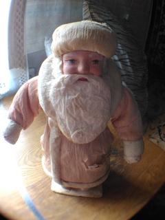 Дед Мороз старый СССР