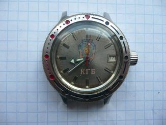 Часы Восток ,К.Г.б., амфибия , автоподзавод.