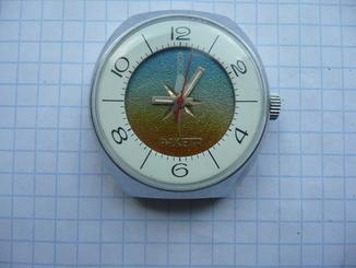 Часы Ракета-Союз.