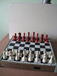 Шахмати старі