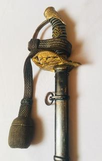 Шабля для офіцерів піхоти взірця 1889 року