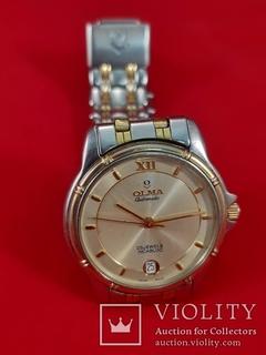 Olma Automatic 25 jewels Incabloc
