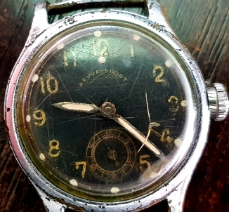 Часы офицерские revue-sport