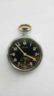 Военные часы для Вермахта. Orator DH