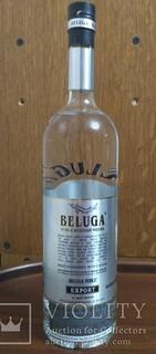 Белуга . Beluga. ( 1 литр ) Водка.
