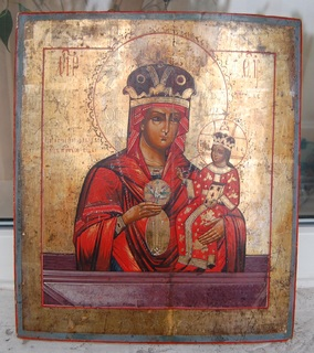 Икона Богородица Умягчение злых сердец