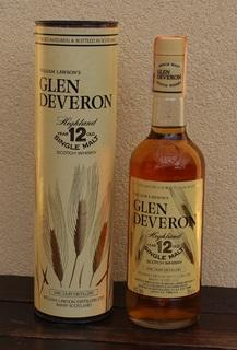 Односолодовый Виски Glen Deveron 12 Year Old - 1980s