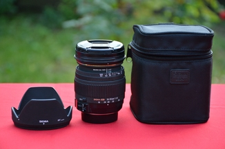 Sigma 18-50 mm f2.8 EX DC Macro HSM для Nikon