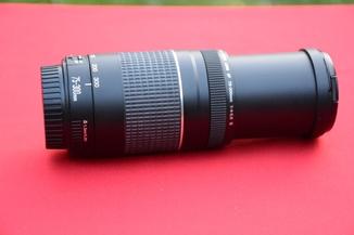 Canon EF 75-300mm f/4.0-5.6 III отличное рабочее состояние