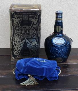 Виски Royal Salute 21 years old - 1990s