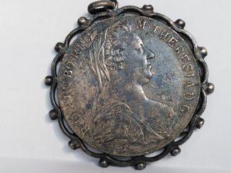 Дукач 1 талер Мария Терезия священная римская империя год 1780