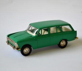Москвич 427 производства СССР