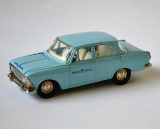 Москвич 408 такси СССР