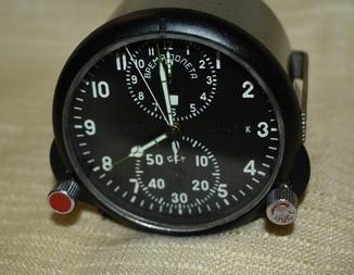 Авиационные часы  АЧС-1 рабочие