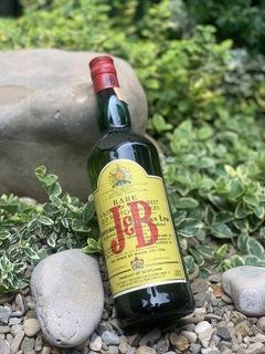 Whisky J&B 1980s