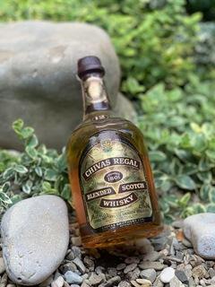 Whisky Chivas Regal 12 1980s