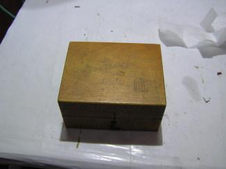 Микрометр листовой 0-5 мм. Б/у.