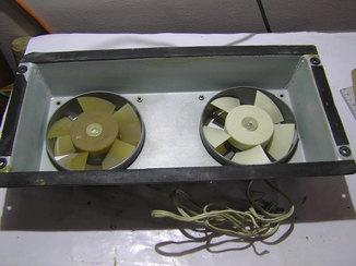 Блок вентиляторов ВН-2. Б/у.