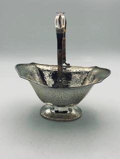 Фруктовница . Конфетница. Серебро 925/Sterling.