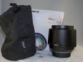 AF Meike 85mm f/1.8