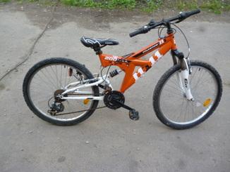 Велосипед Makenzie HILL 200  на 24 кол.   з Німеччини