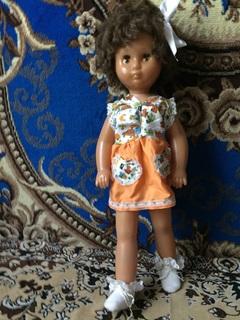 Кукла СССР рост 61  см  из коллекции