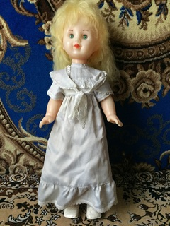 Большая кукла СССР рост 67 см из коллекции