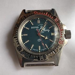 Часы Восток Амфибия аквалангист с автоподзаводом