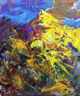«Вечерняя гора» Редёга С В