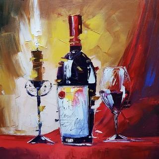 """Красное вино"" - Лисогор Д.Г."