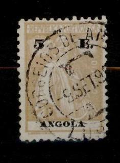 Ангола 1923 КЦ 12євро колонія
