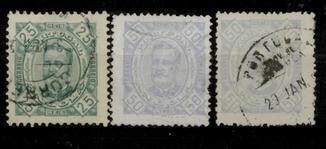Ангола 1894 колонії КЦ 12,8євро