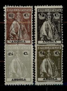 Ангола 1914-1923 (*)/погаш колонія