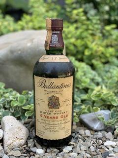 Whisky Ballantine's 17 1970s