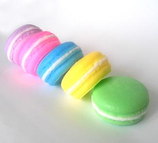 """Мыло ручной работы """"Macaron"""""""