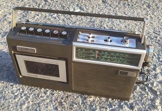Магнитофон NATIONAL PANASONIC RQ-432DS