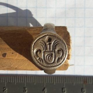 Печатка,кольцо,перстень XVII - XVIII век