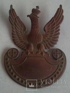 Кокарда Польща до 1939 року