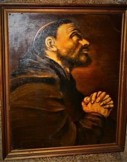 Святой Франциск