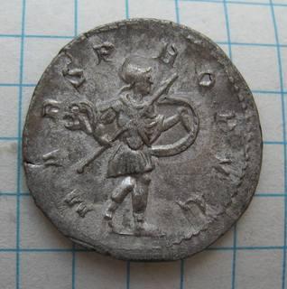 Антониниан Гордиан III (243-244 год н.э.) MARS
