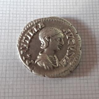 Плавтилла 202-205  жена Каракаллы