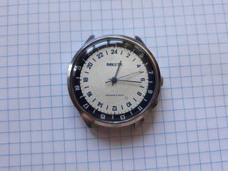 Годинник Ракета (24часа)