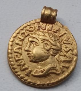 Варварське наслідування імператору елагабалу